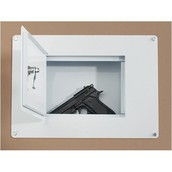 A Wall Gun Safe and sound Offers An ideal Hiding Spot for Weapons