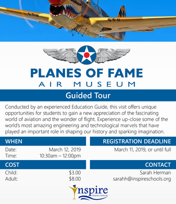 Planes of Fame Air Museum!