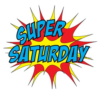 12/15 Super Saturday Academy Session
