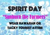 Spirit Day Friday