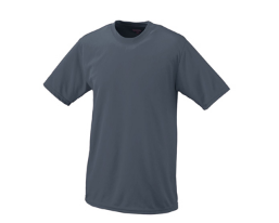 Grey Dri-Fit T-Shirt with Logo *GRADES 5-8 ONLY*