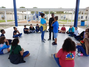 Lions Quest A.R.T of Listening Lesson