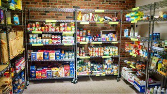 West Hartford Food Pantry
