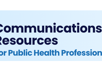 17. Website: Communications Resources For Public Health Officials