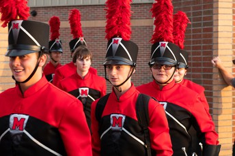 State Band Competition is Saturday, November 3 at James F. Moore Stadium in Muscle Shoals