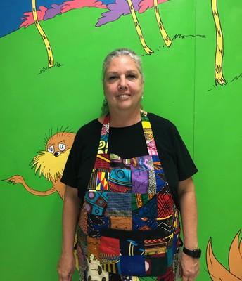 Scarlett Marsh - Art Teacher