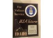 Veteran Plaques