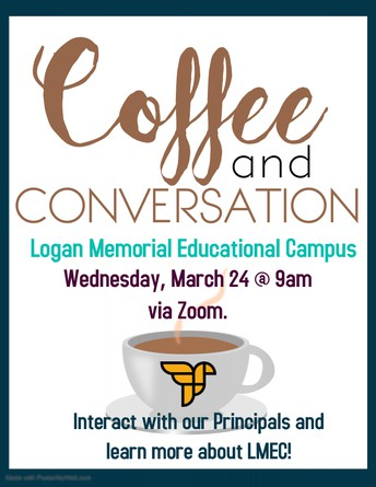 Coffee with our Designers of Learning (Principals)