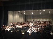North Norman Secondary Choral Festival