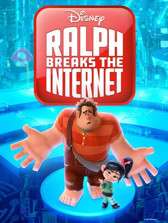 Grewenow Movie Night- March 22, 2019.    Ralph Breaks the Internet.
