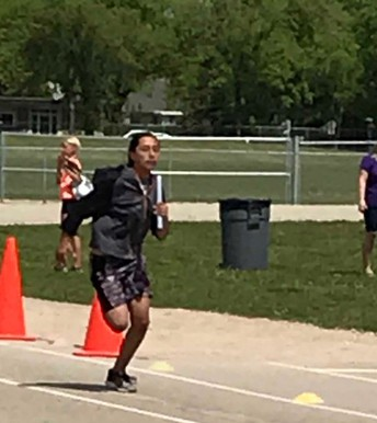 Track and Field Relay