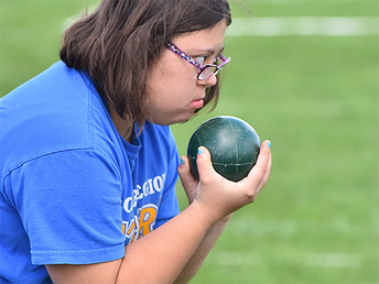 Minneapolis Parks- Special Olympics- Bocce Ball