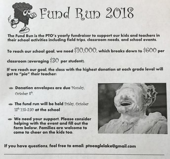 FUNd Run Flyer