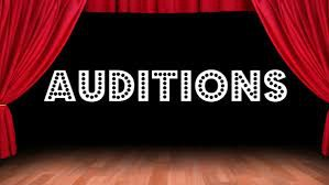 Spring Semester Auditions begin this week