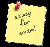 Midterm Exam Schedule