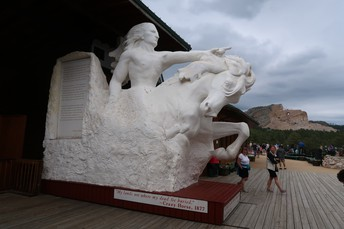 A Visit to Crazy Horse