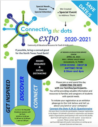 Connecting the Dots Flyer