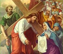 STATIONS OF THE CROSS NEXT WEEK