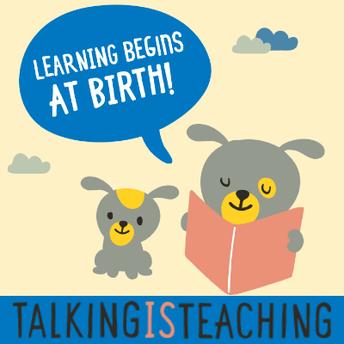 Talking is Teaching Icon