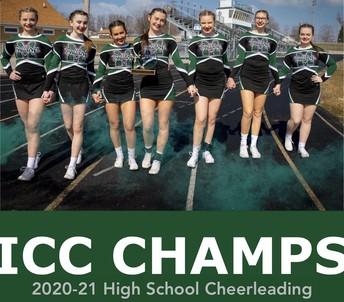 2021 - ICC Cheerleading Champs