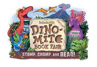 The Spring Book Fair is almost here!