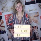 Krista Demcher, Star Director & Personal Stylist