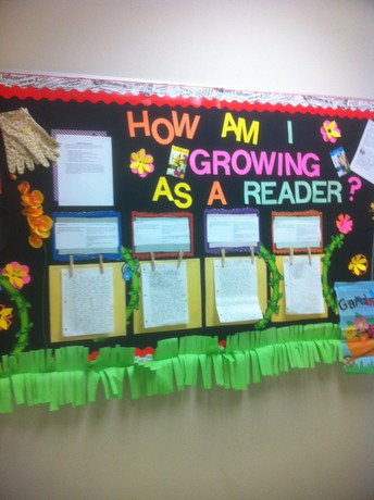 "A standards-based format moves bulletin boards from ""fluff"" to teaching and learning boards. The idea is that a bulletin board is a window into the instruction in a classroom. The boards are used to show teaching that is going on inside, but are also used for learning as other teachers, classes, students, parents, and visitors all stop to read the student work. Bulletin boards are one of the ways that we make our teaching visible and transparent. READ THE ATTACHED DOCUMENT..."