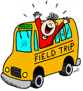 Buses for Fieldtrips