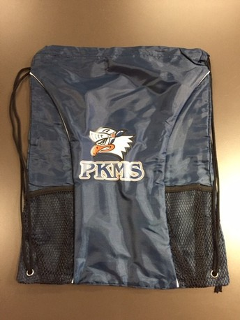 PKMS Cinch Bags!