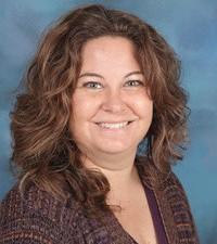 Heidi French, third grade teacher