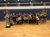 DECA Hosts Dodgeball Tournament