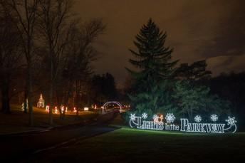Lights in the Parkway 5K - November 21