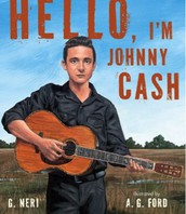Hello, I'm Johnny Cash by G. Neri
