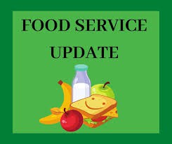 FOOD SERVICES UPDATE