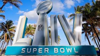 Super Bowl Sunday !