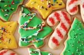 #7 Making Christmas Cookies
