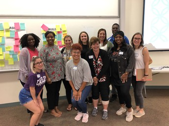 Bully Workshop with Blessed Be Educators