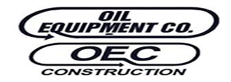 Oil Equipment Company, OEC Construction logo