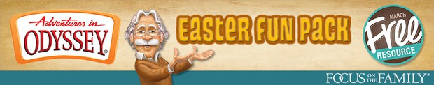 FREE Easter Fun Pack