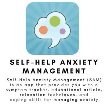 Self-help anxiety Management APP