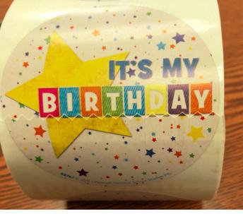 Remember- Birthday Celebration