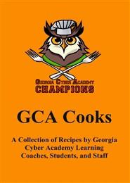 GCA Cooks Volume 3