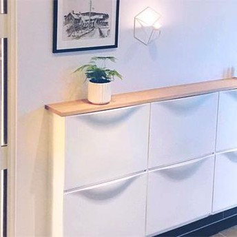 The Best IKEA Hacks for Built-In Storage (Stolen From Instagram)
