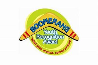 Boomerang Youth Recognition Award