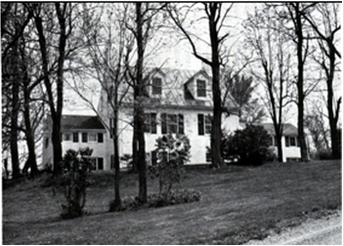 Wolf's Crag (Ashby's home near Markham, VA)