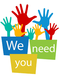 Volunteers Needed January 3, 12-3:00 p.m.