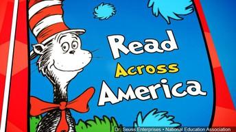 Dr. Seuss Read Across America