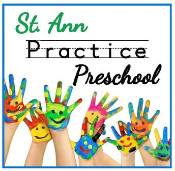 PRACTICE PRESCHOOL BEGINS!