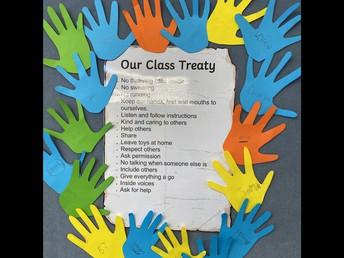 Room 3 Class Treaty