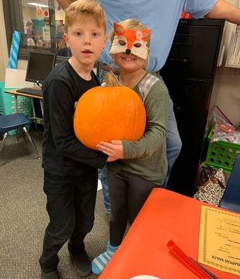 2nd Grade Parent Involvement
